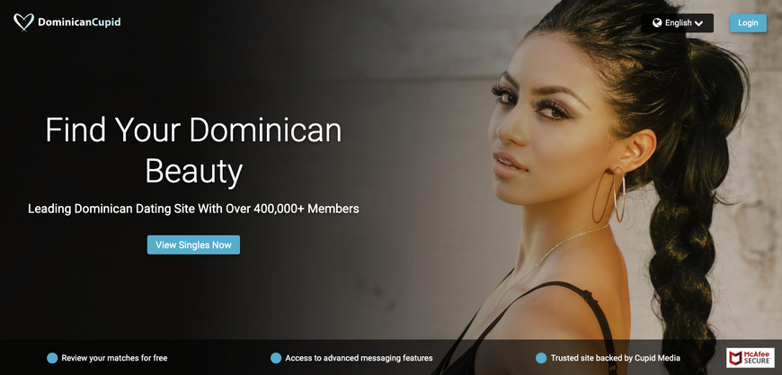 DominicanCupid Start Page