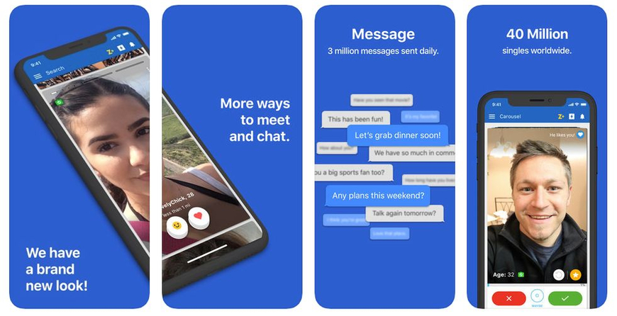 Vs message chat zoosk Top 220